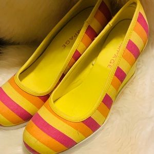 Colorful Summer/Spring Wedges